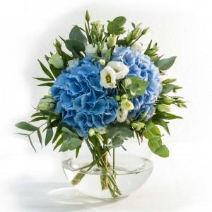 Hydrangeas bouquet