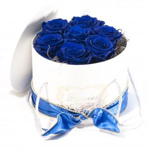 Forever Roses Blue