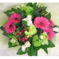 Romantic arrangement