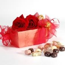 Pralines & Red Roses