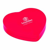 Leonidas Heart Metal Box