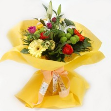 Yellow Shades Bouquet