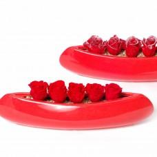 Forever Roses arranged