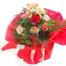 Roses bouquet,all colours