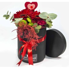 Bouquet in a  box